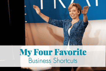 My 4 Favorite Business Shortcuts